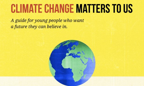 Climate Change Matters to us