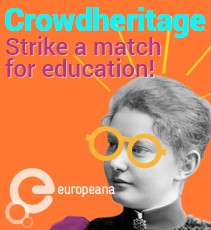 Strike a match for education. Enciende la mecha para la educación