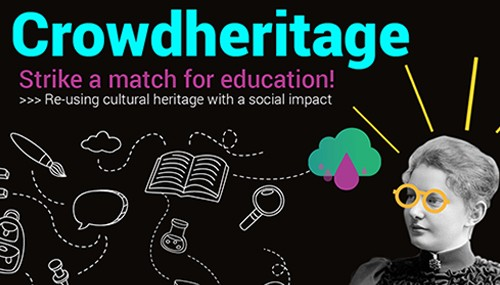 Reusing cultural heritage with a social and educational impact