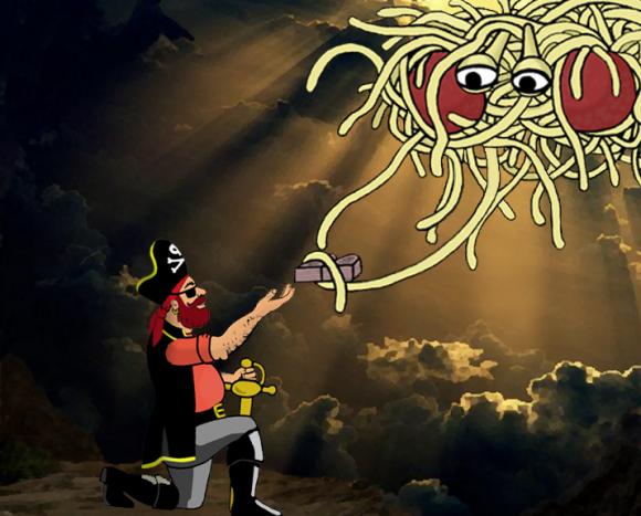 Reconocimiento oficial de la Iglesia Pastafari