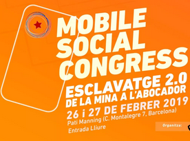 El CommonsCloud al Mobile Social Congress: 26 i 27 de febrer